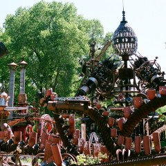 The Forevertron, Wisconsin 3