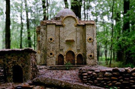 James Tellen's Woodland Sculpture Garden