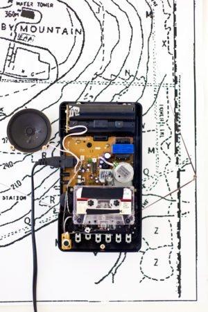 Burnaby Mountain Tape Loop 2